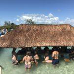 ベリーズの楽園キーカーカー島