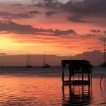 キーカーカー島でくつろぐ日々