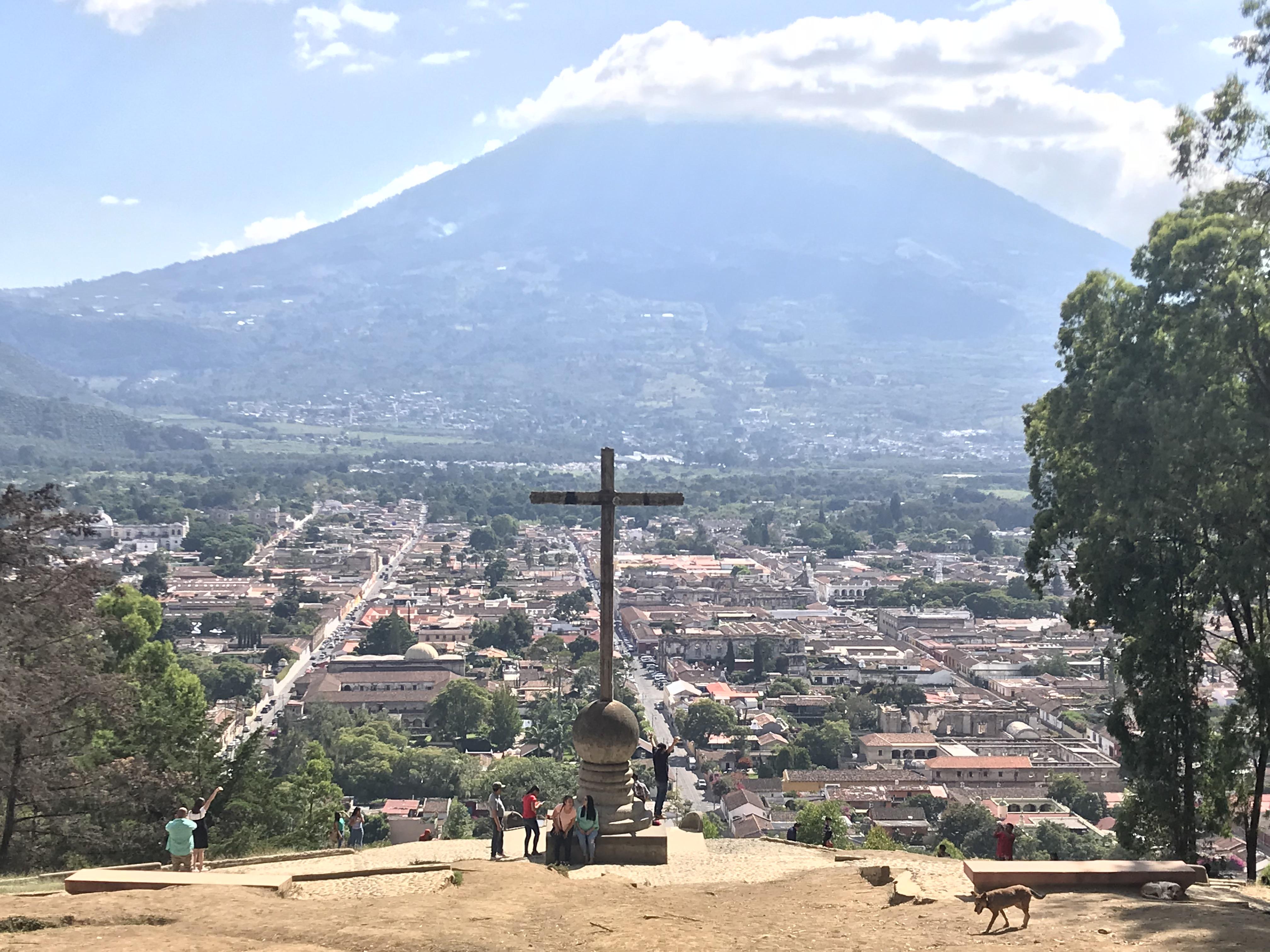 アンティグア十字架の丘