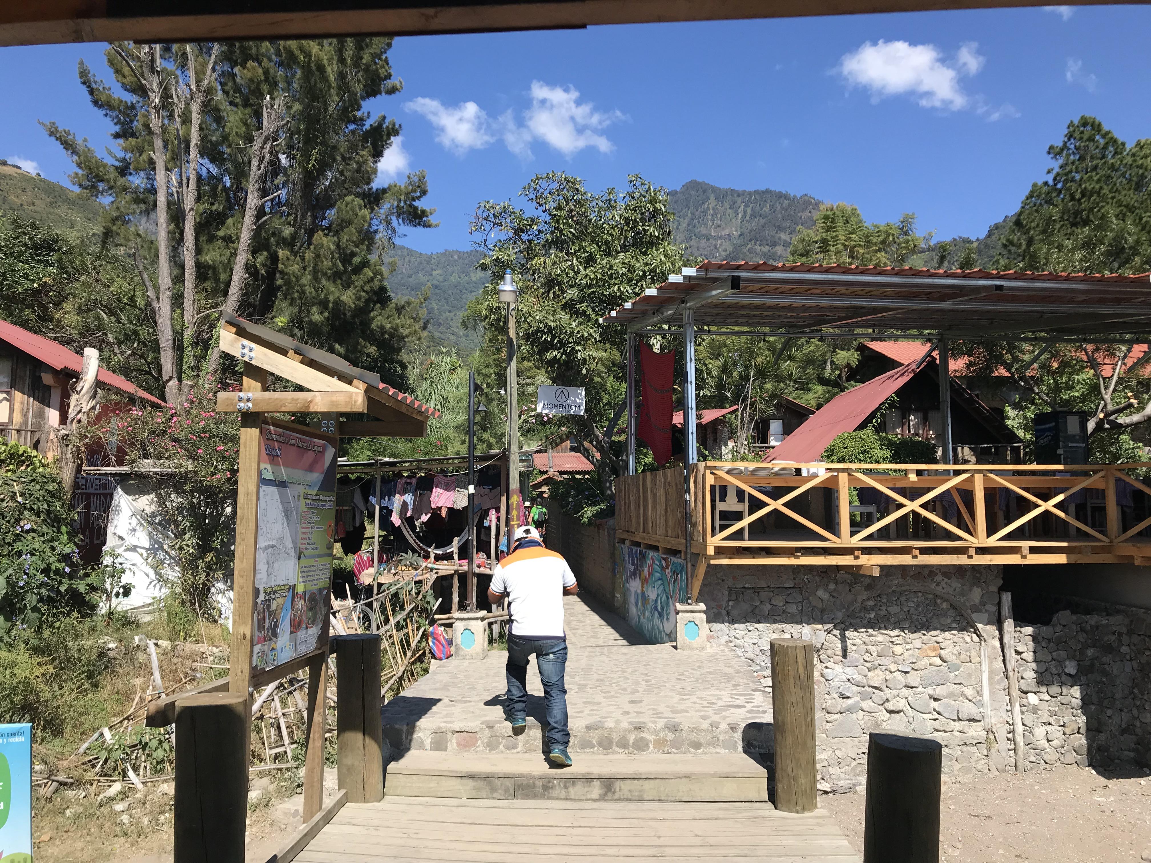 サン・マルコス ラ・ラグナ San Marcos La Laguna