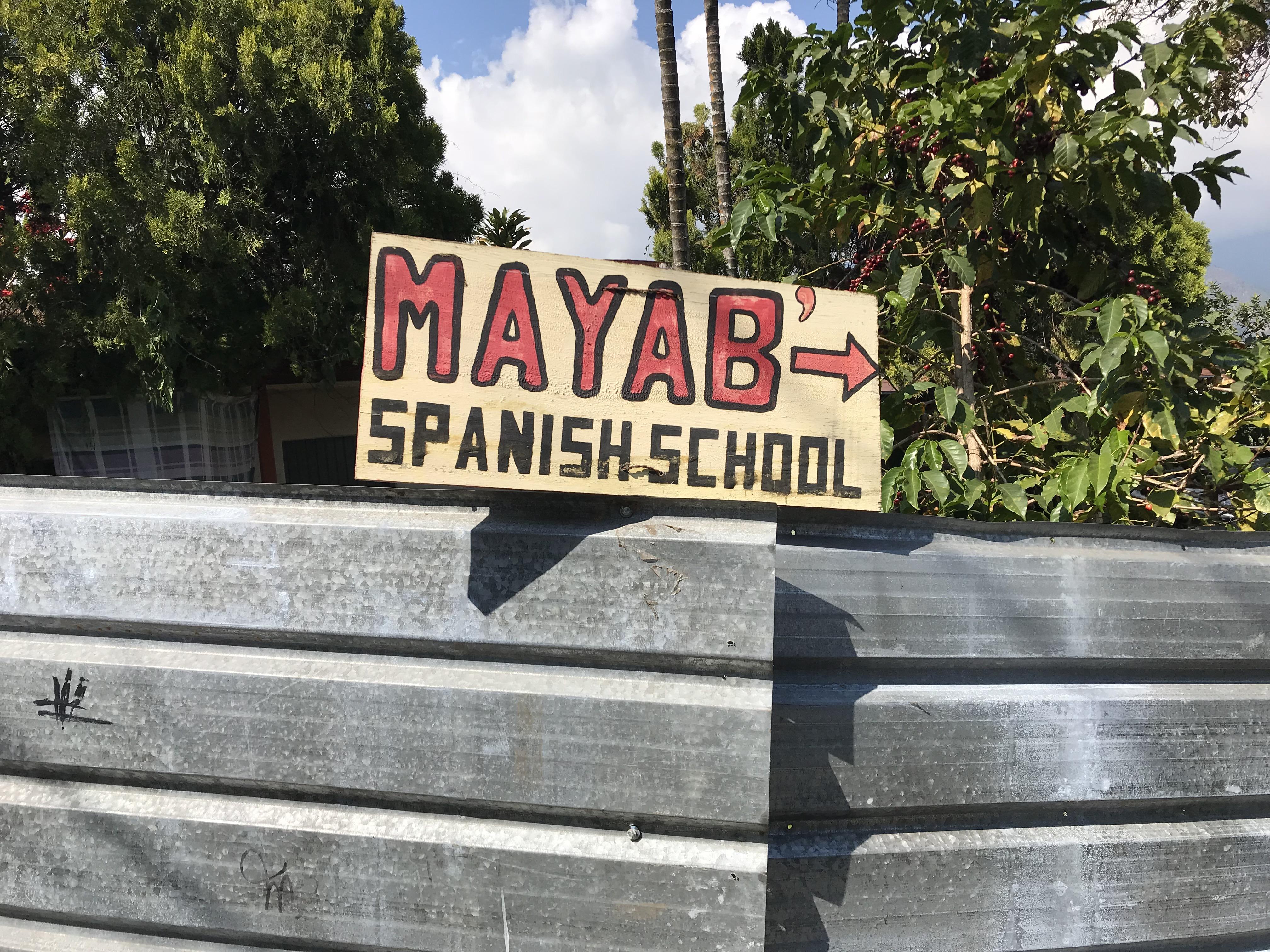 MAYAB' spanish school