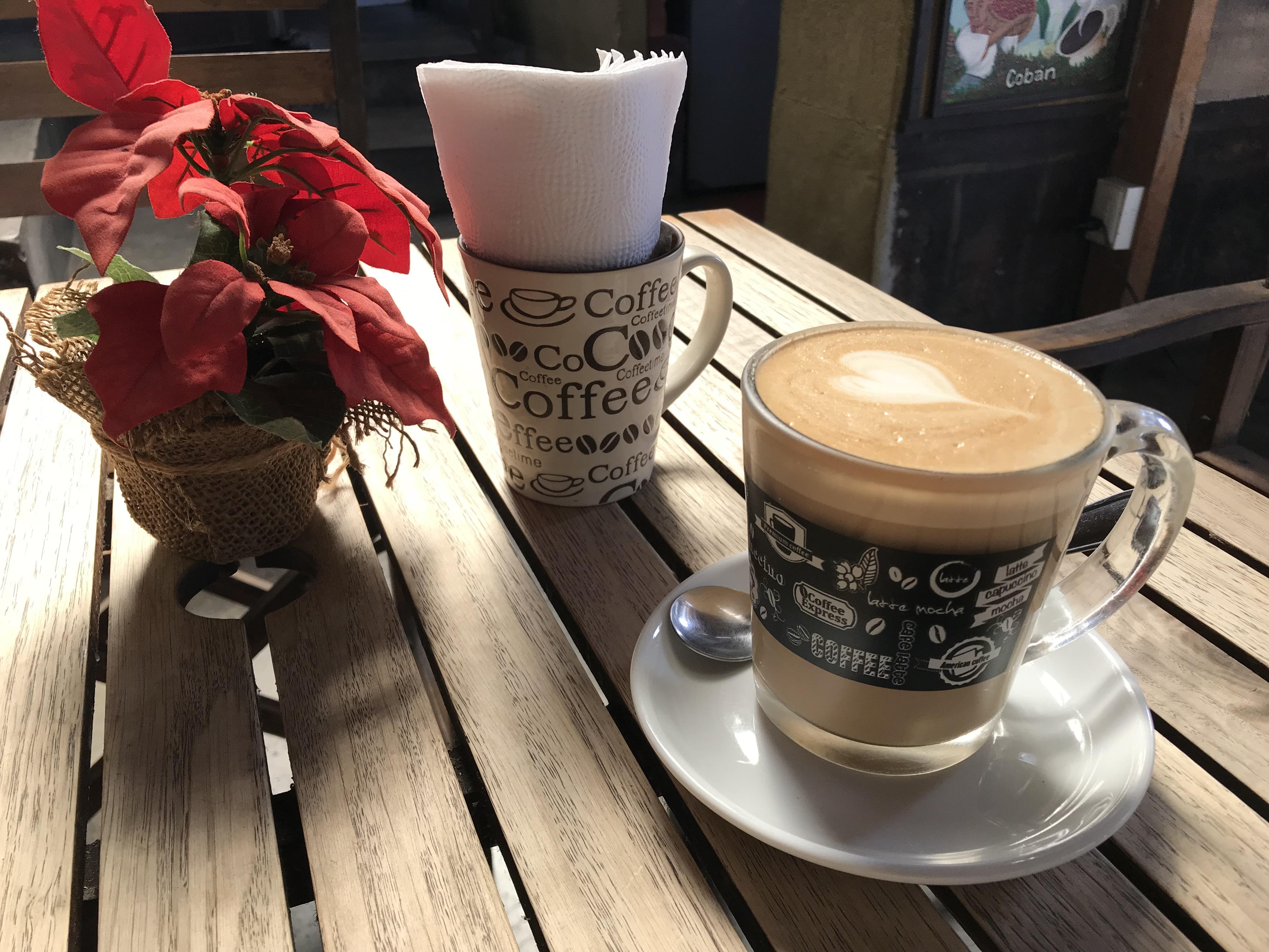 """Café """"Las Cristalinas"""""""
