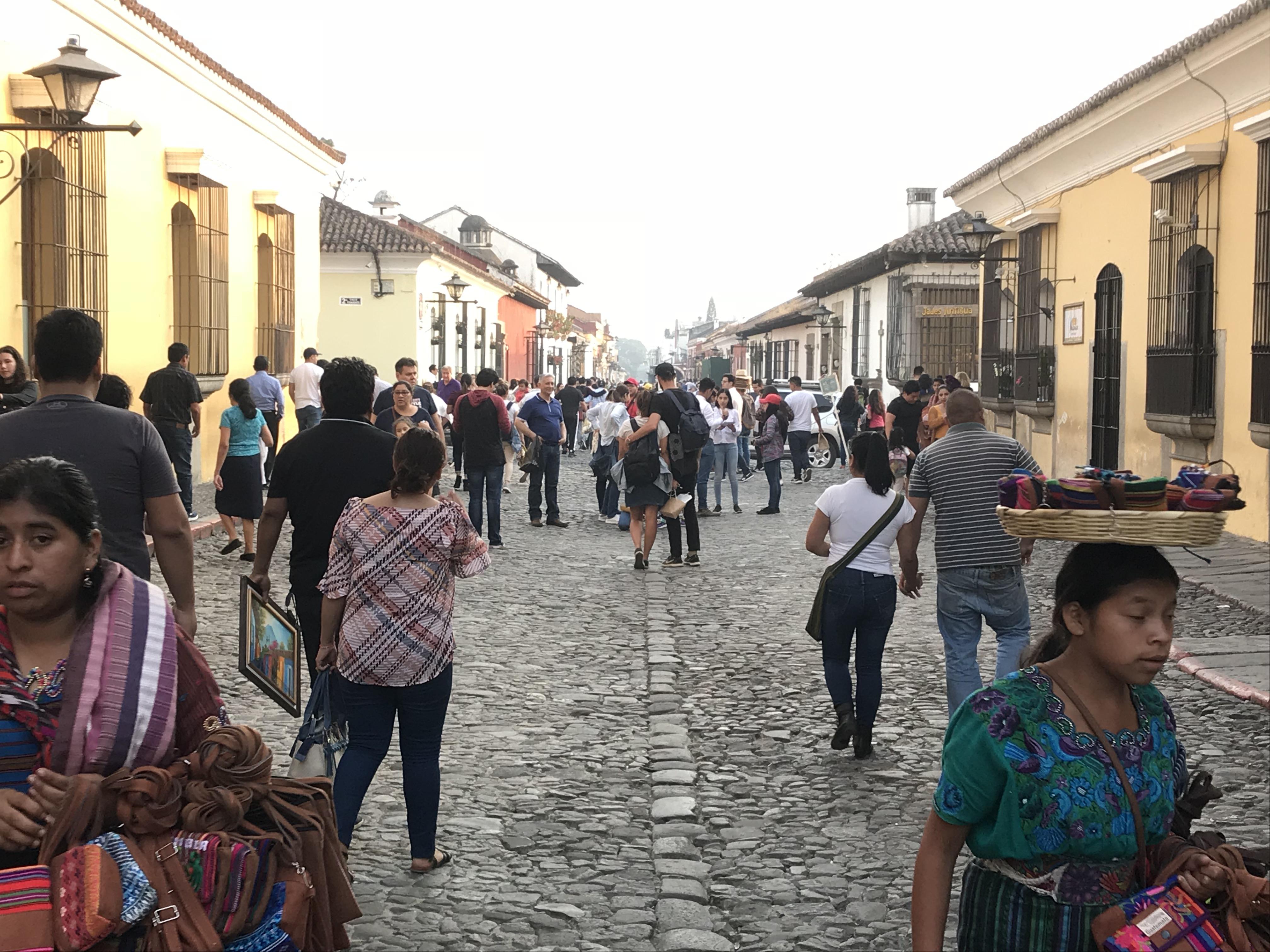 アンティグア正月