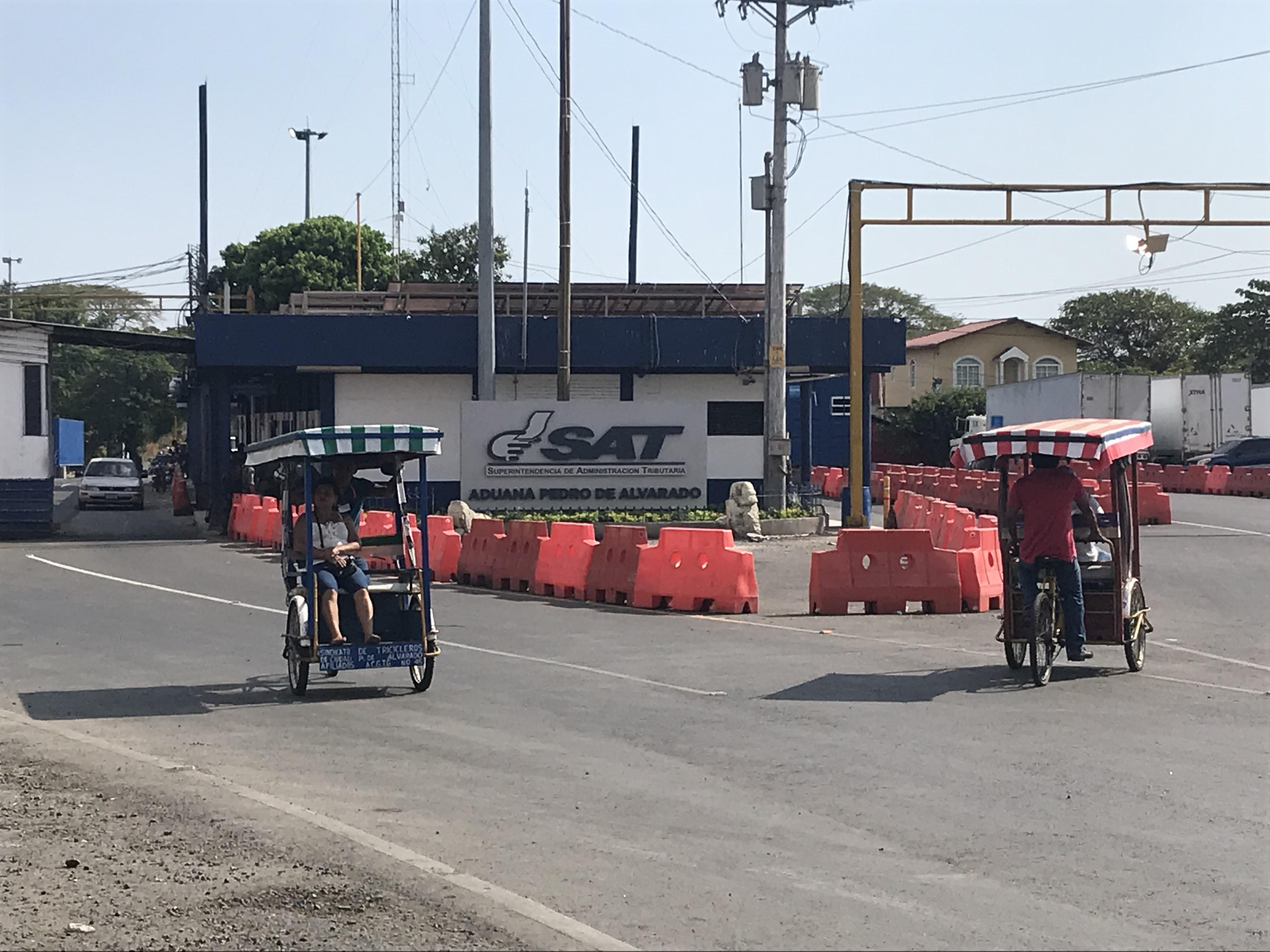 グアテマラ&エルサルバドル国境