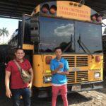 ホンジュラスからニカラグアに陸路移動で国境越え
