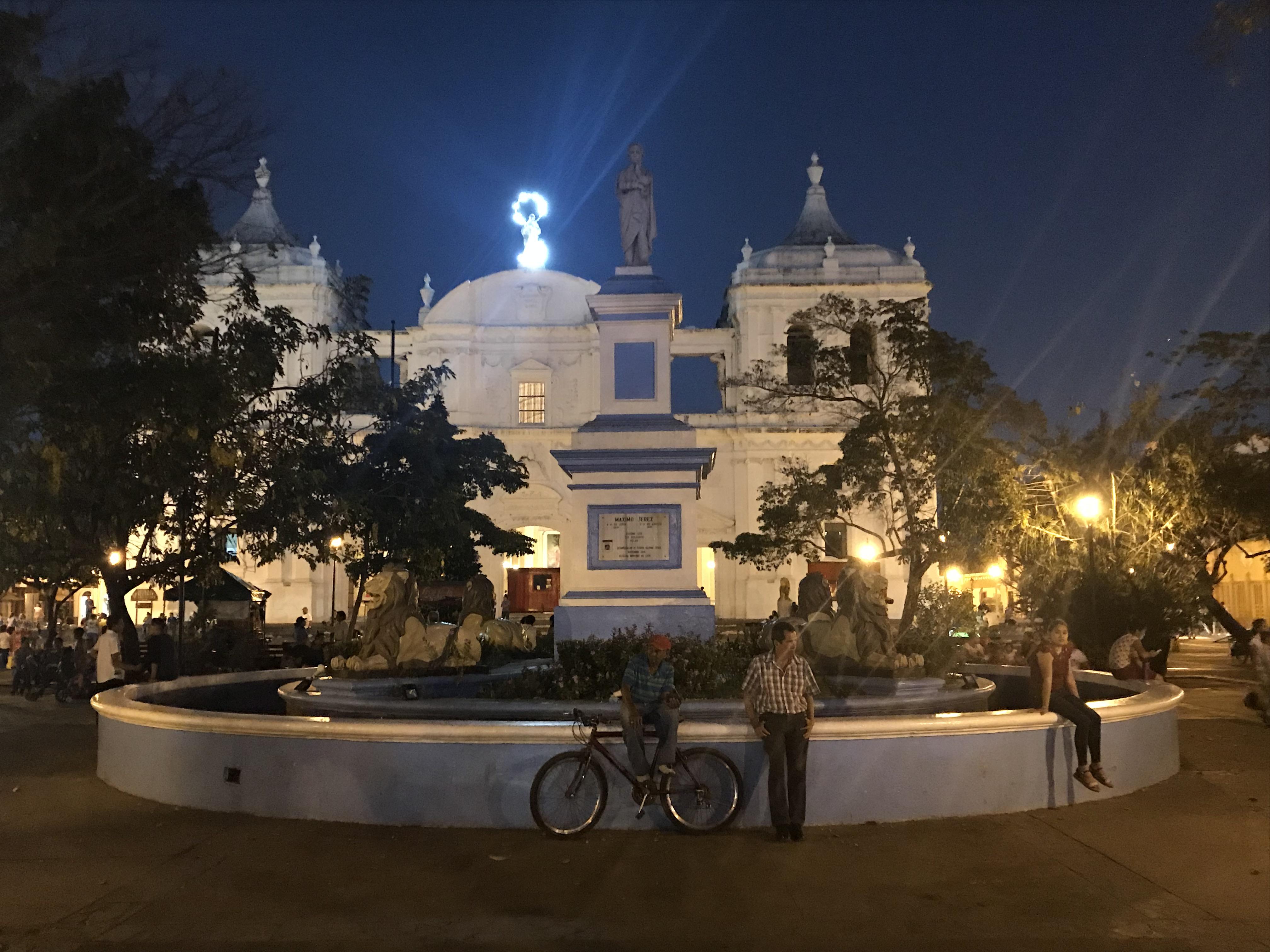 レオン ニカラグア