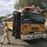 ニカラグアからコスタリカに陸路移動で国境越え