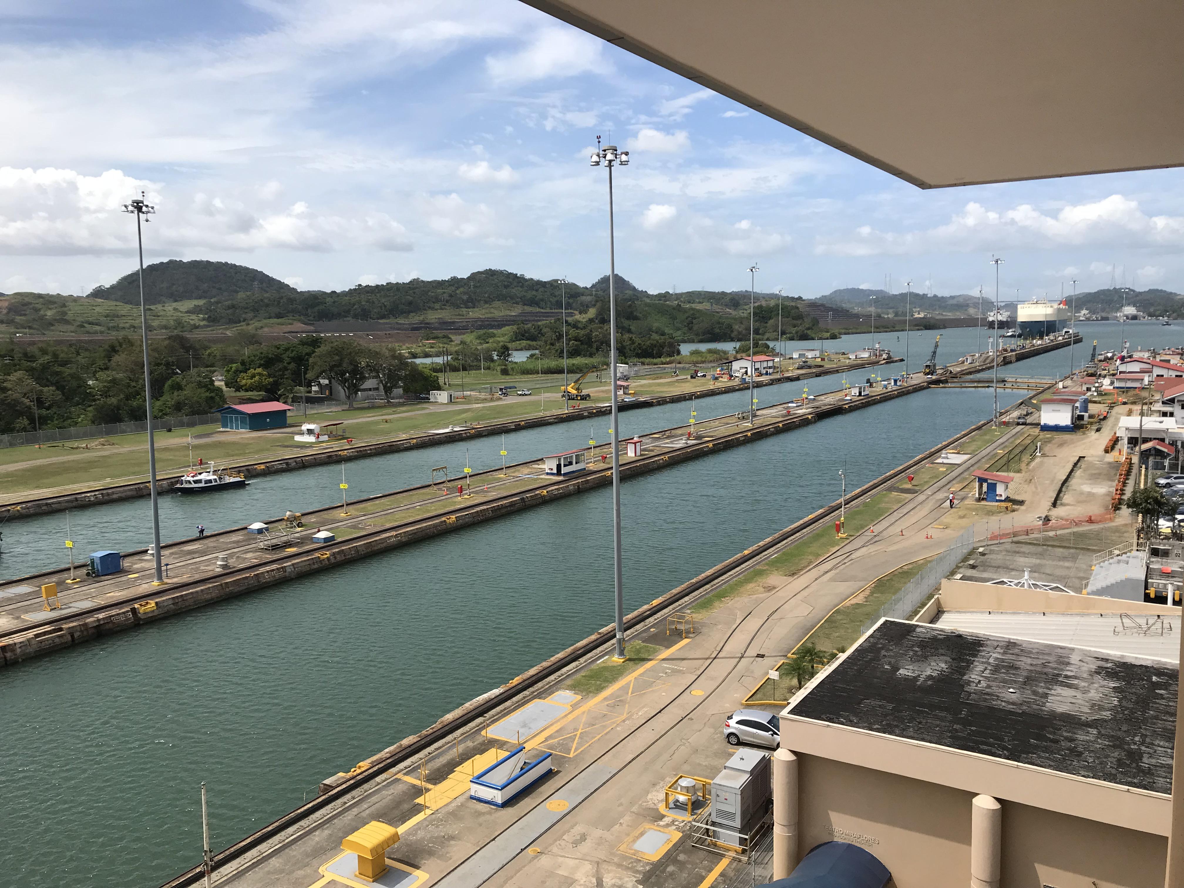 パナマ運河