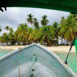 パナマからボートでコロンビアへ移動国境越え 地獄の船旅始まる