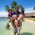 パナマのカリブ海サンブラス諸島で辿り着いた南の島の楽園