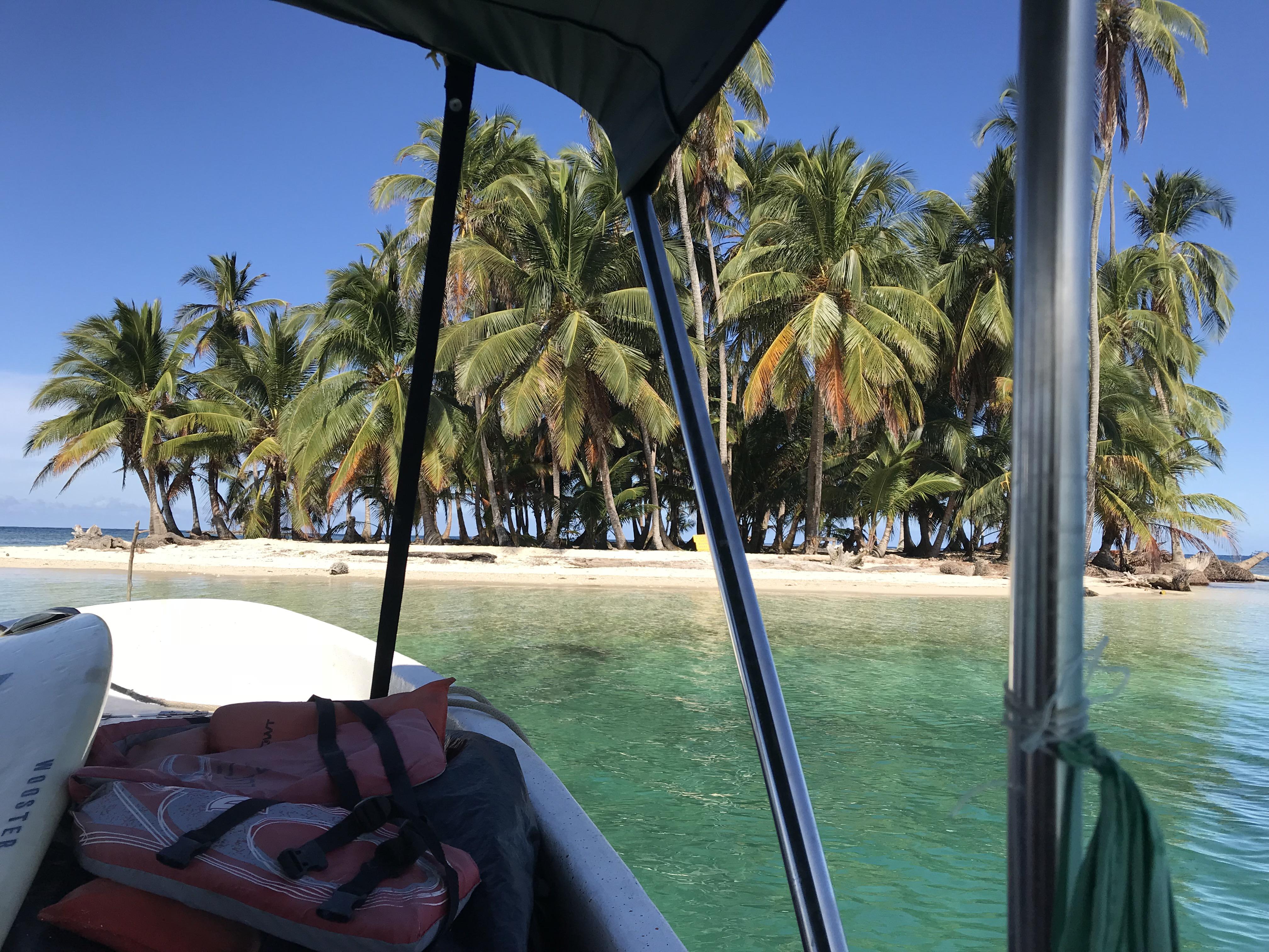 サンブラス諸島 KUNA