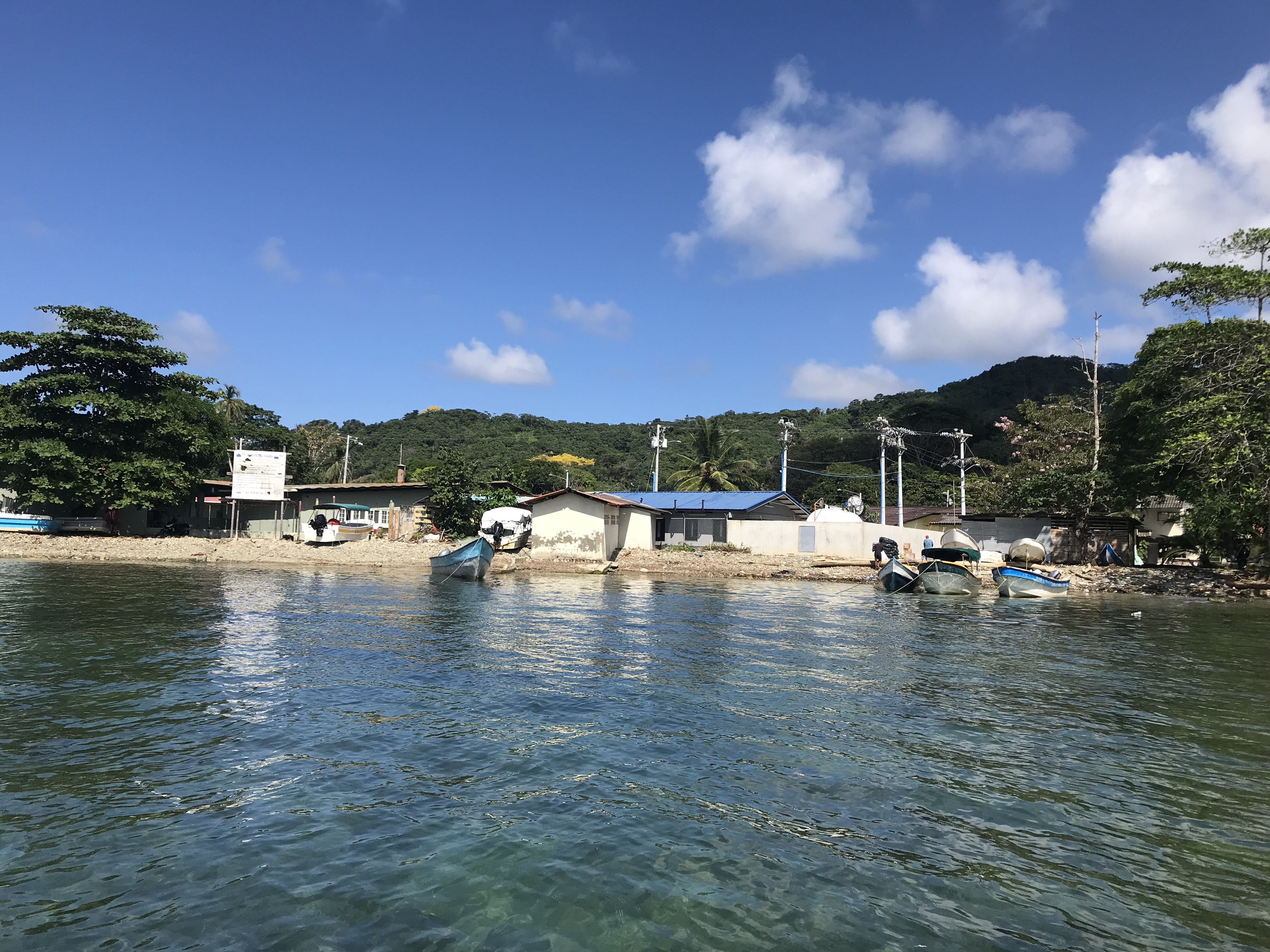 Puerto Obaldia(プエルトオバルディア)