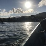 2泊3日の船旅の末に辿り着いた新大陸 南米コロンビア