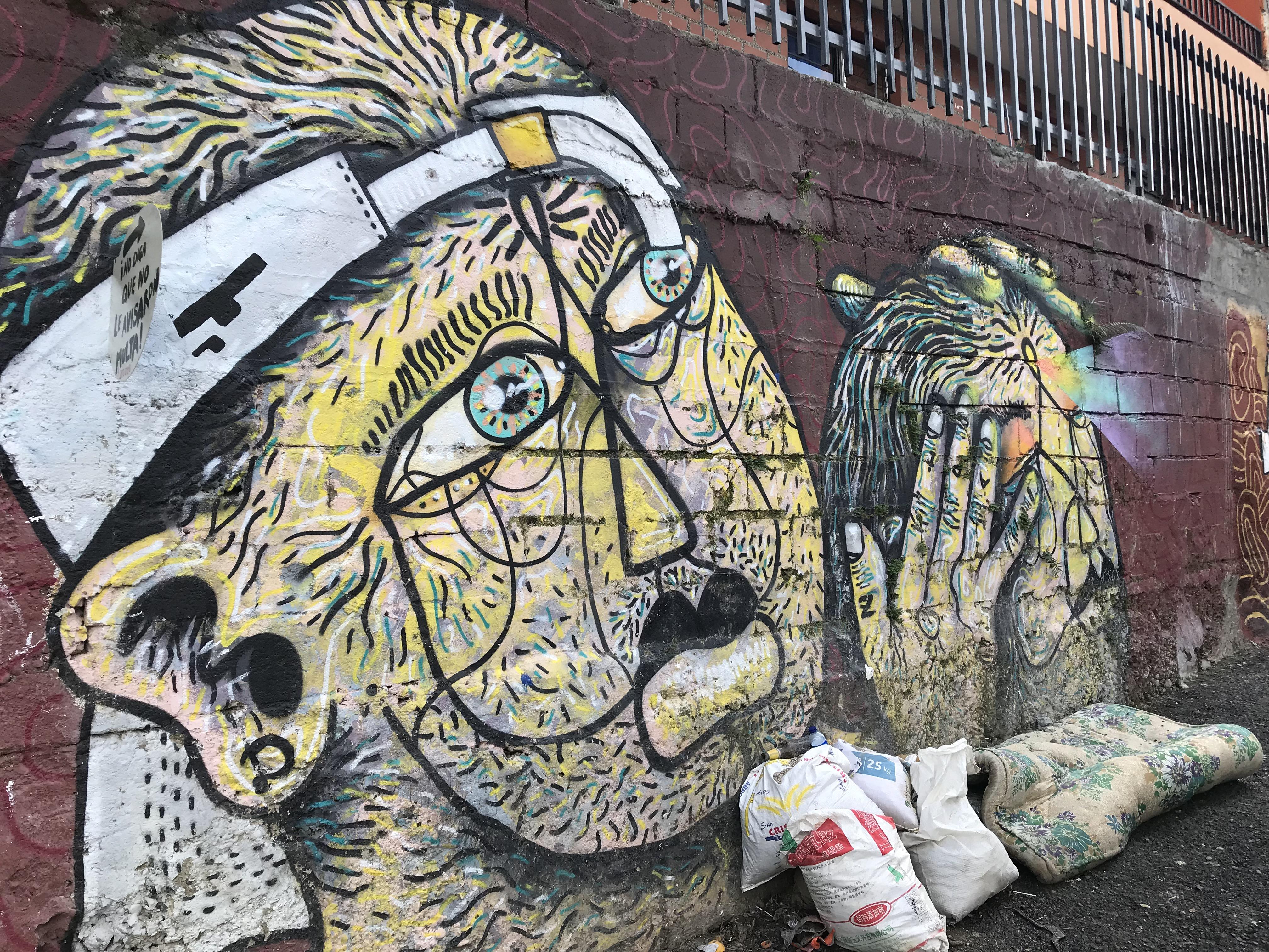 Comuna 13 Medellín