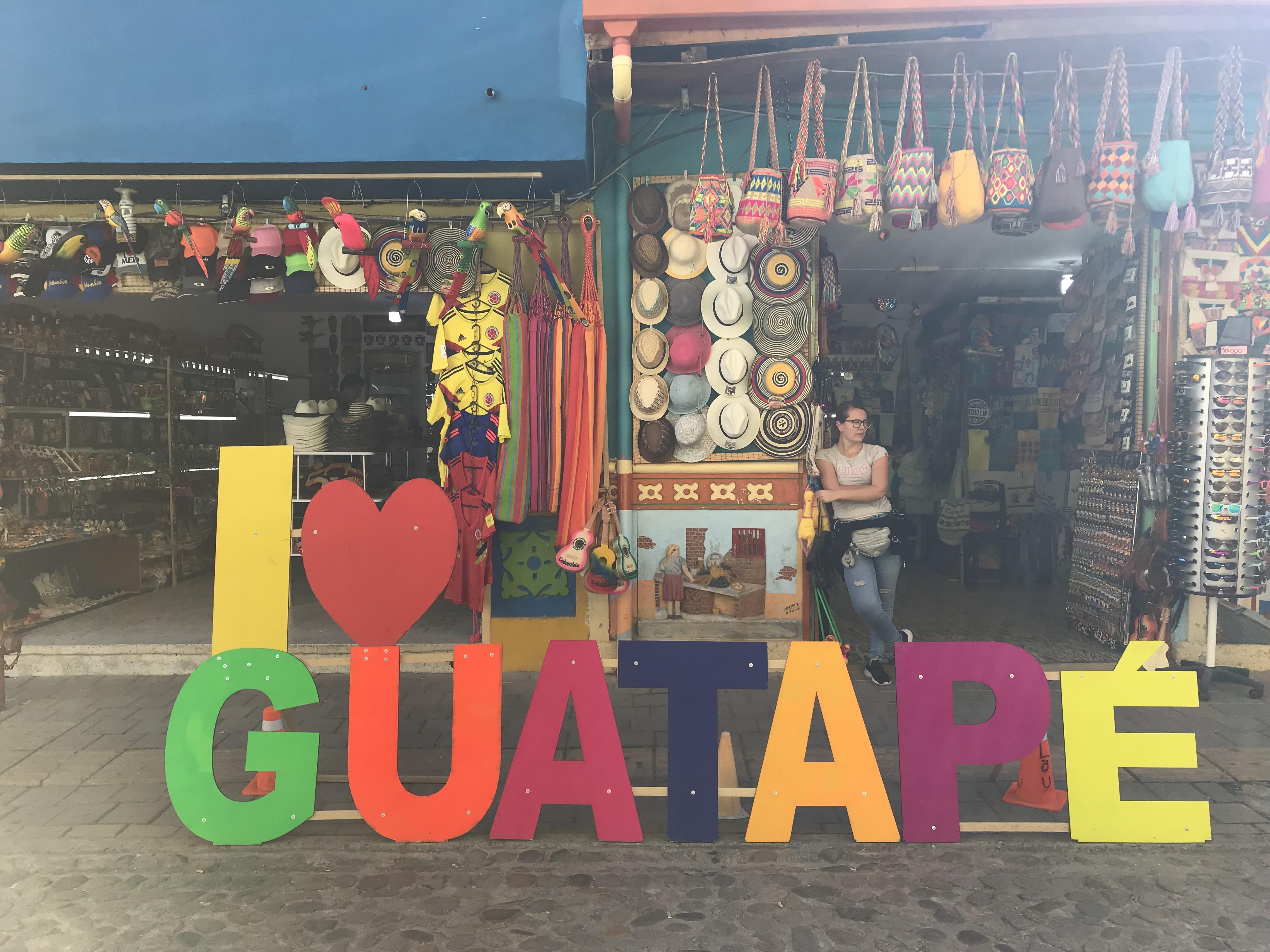 グアタペ Guatape