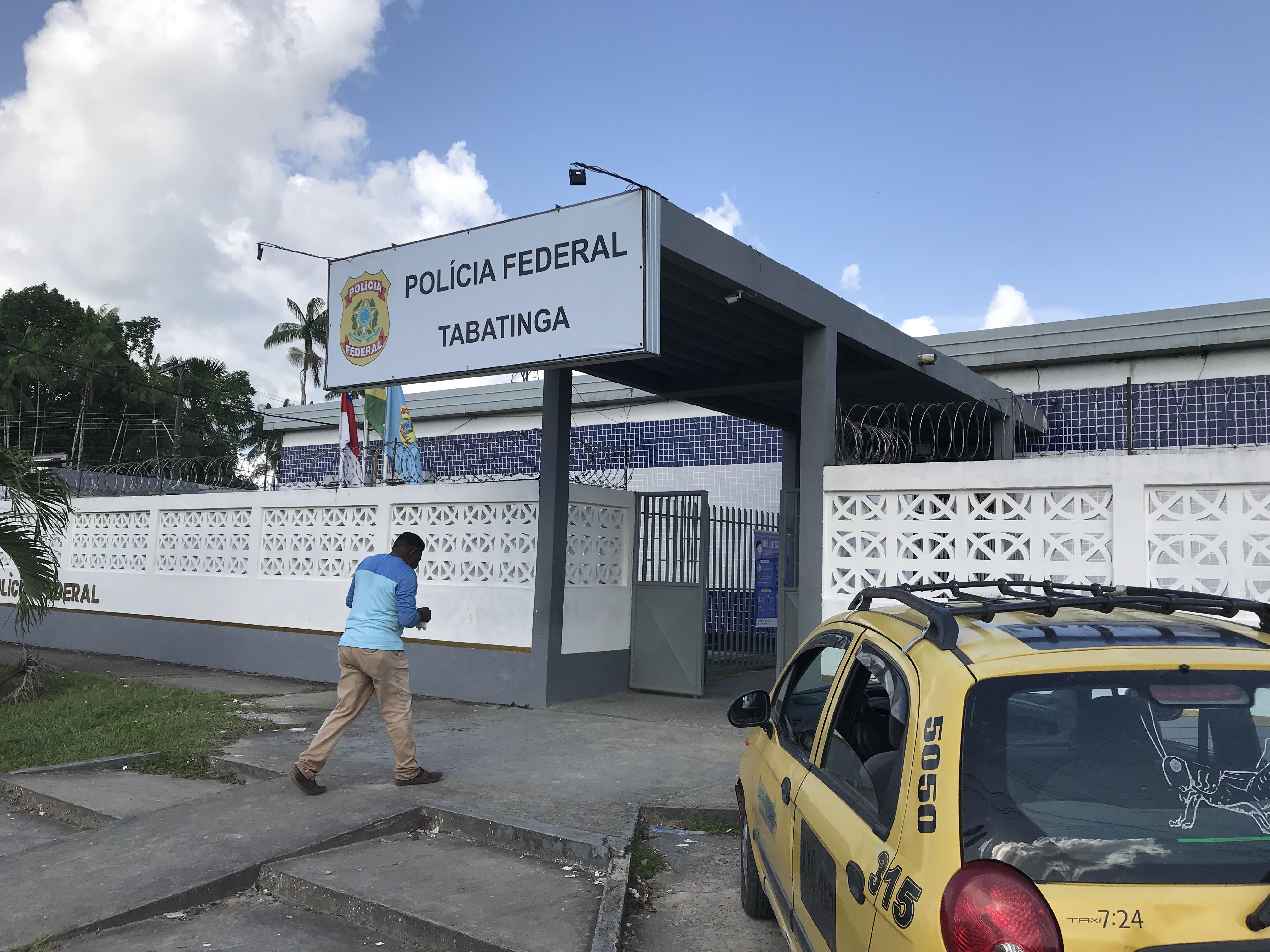 タバチンガ Tabatinga