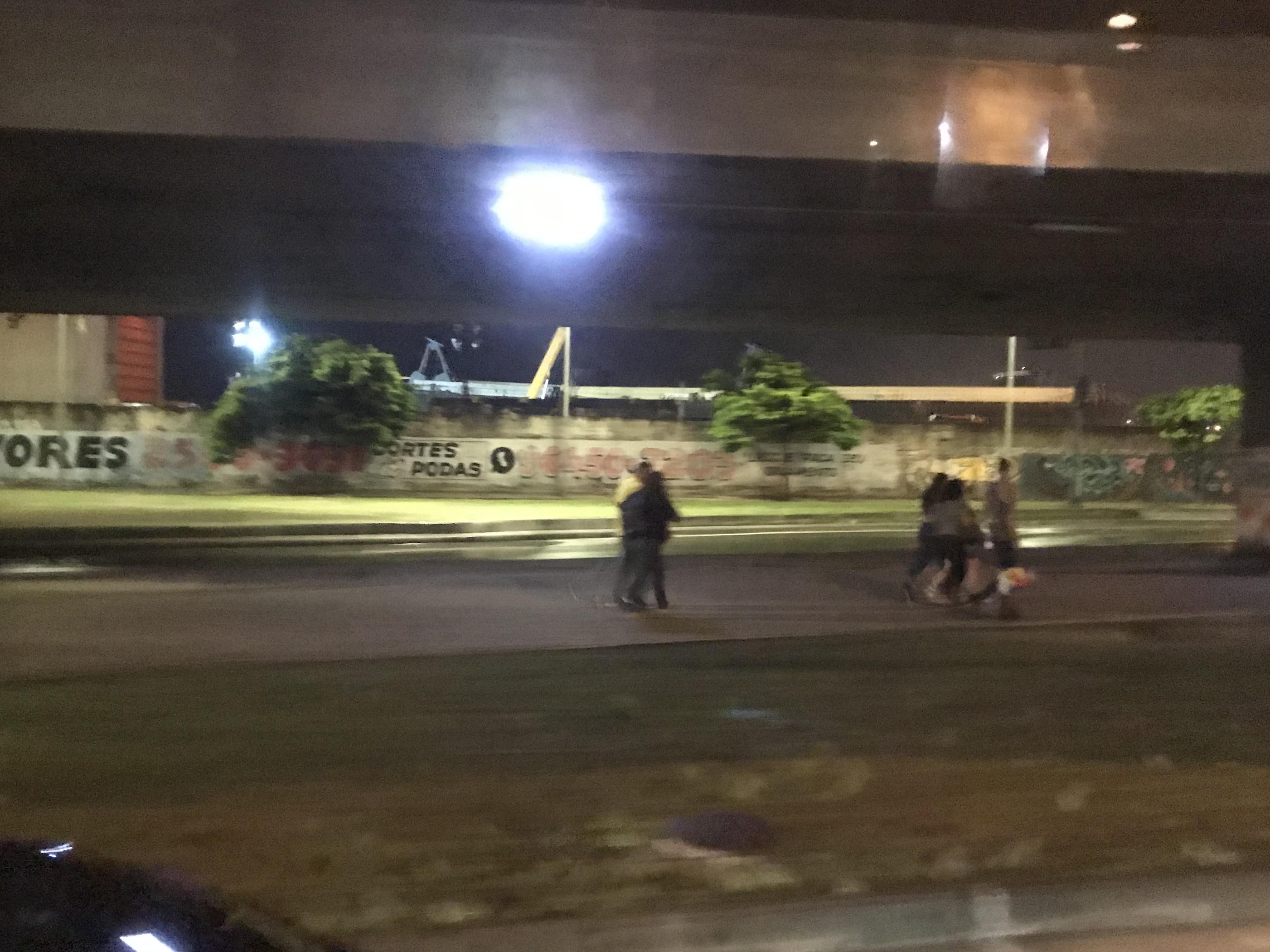 ベレンからリオデジャネイロ バス移動