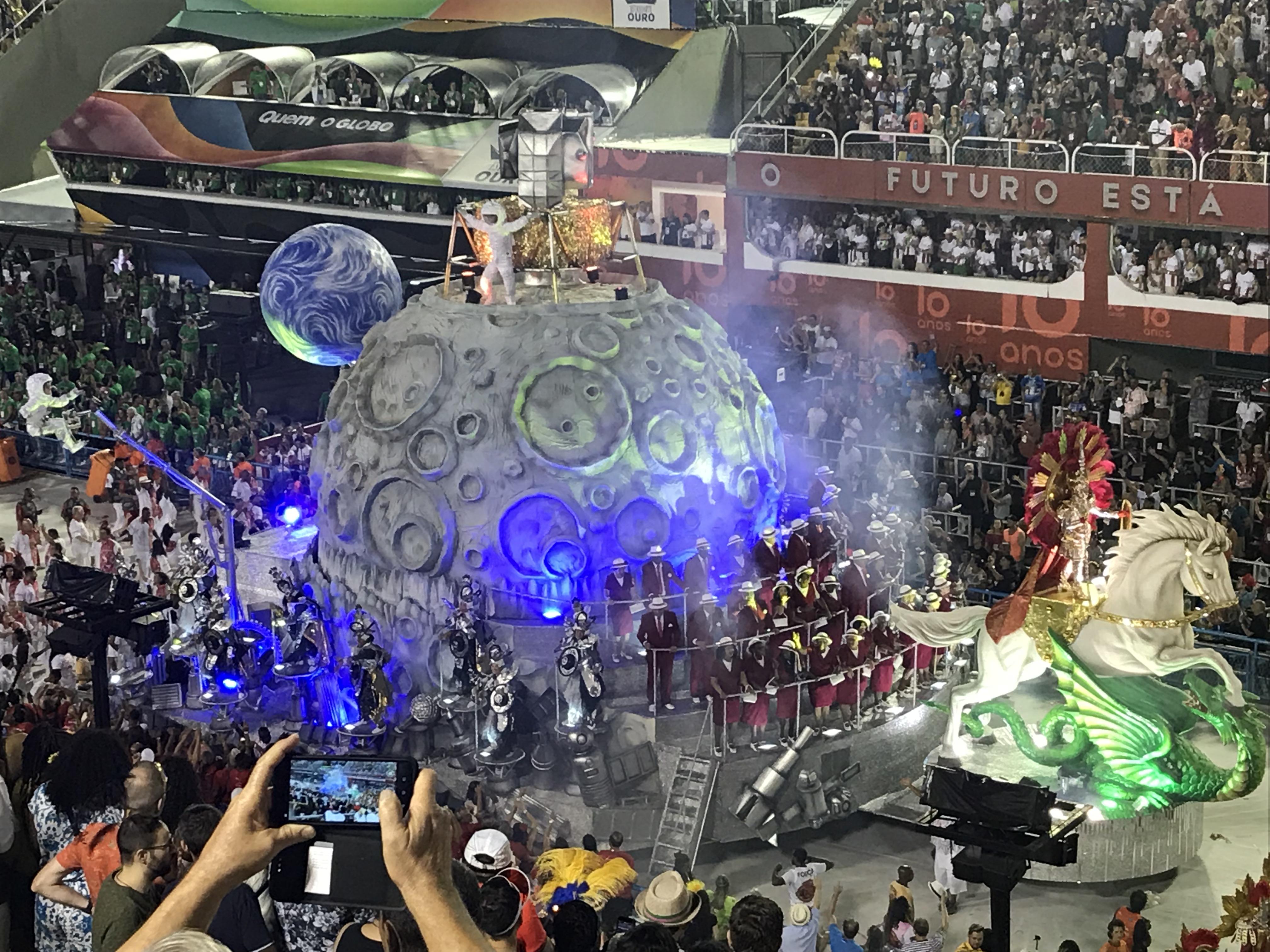 リオのカーニバル