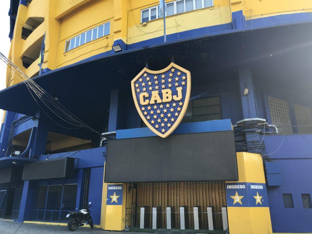 ラ・ボンボネーラLa Bombonera