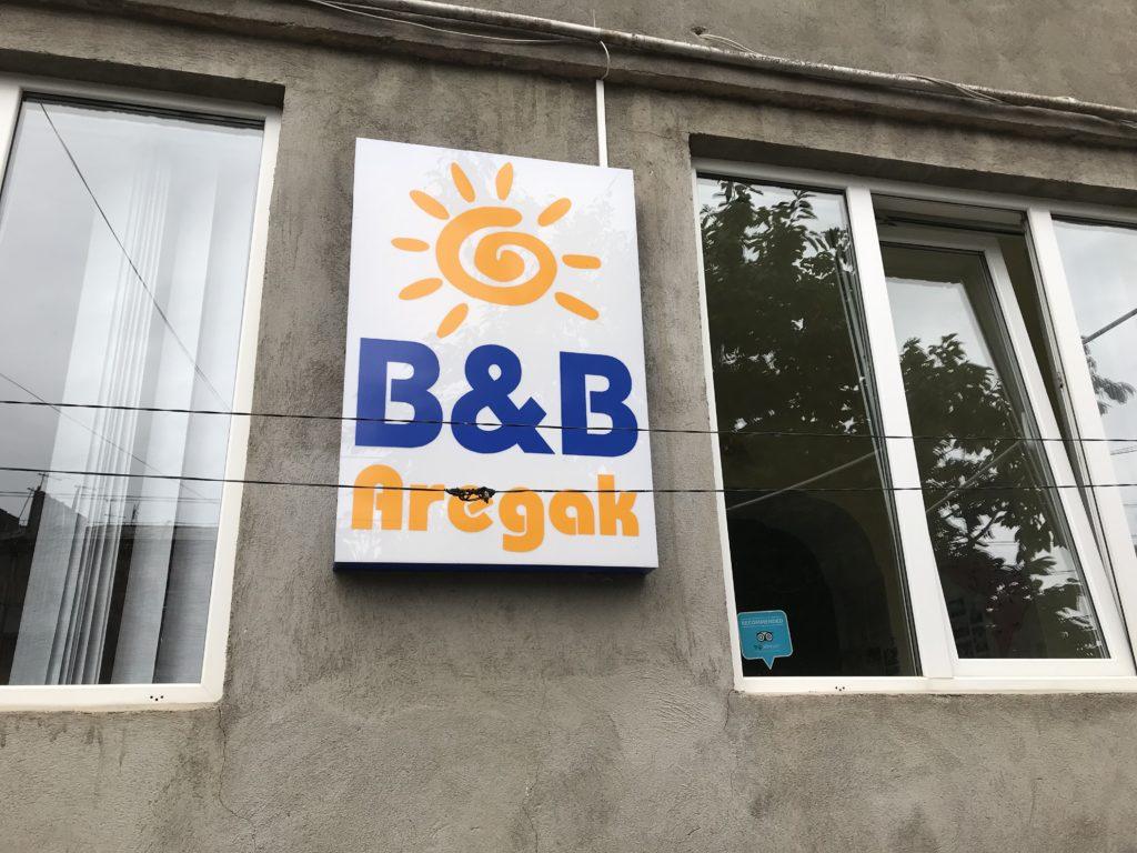 Aregak B&B