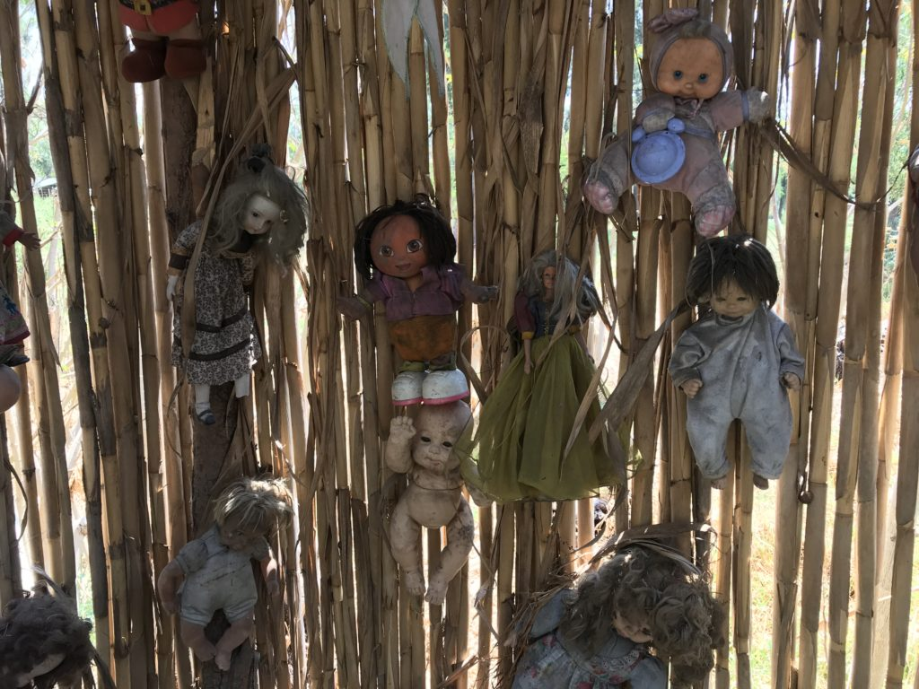 人形島メキシコ