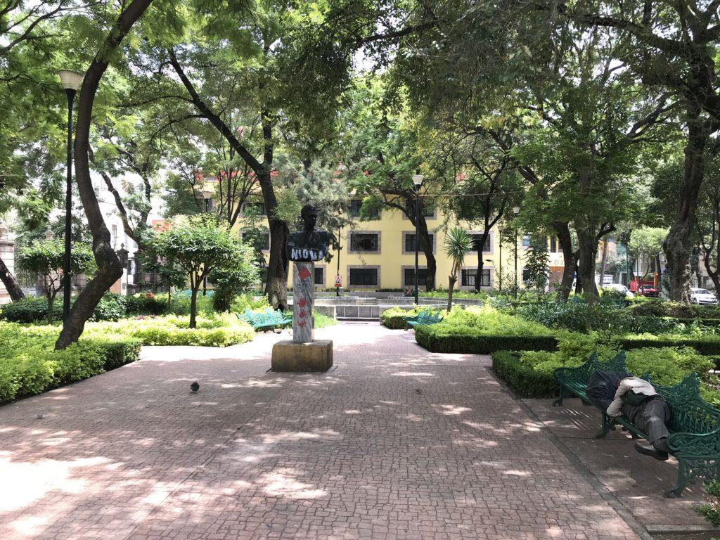 タバカレラ公園