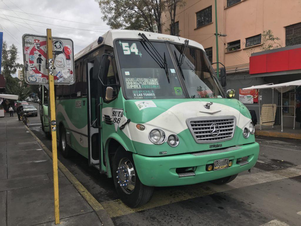 メキシコシティ ペセロ
