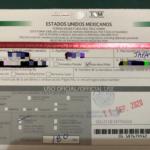 メキシコのビザを延長して来ました