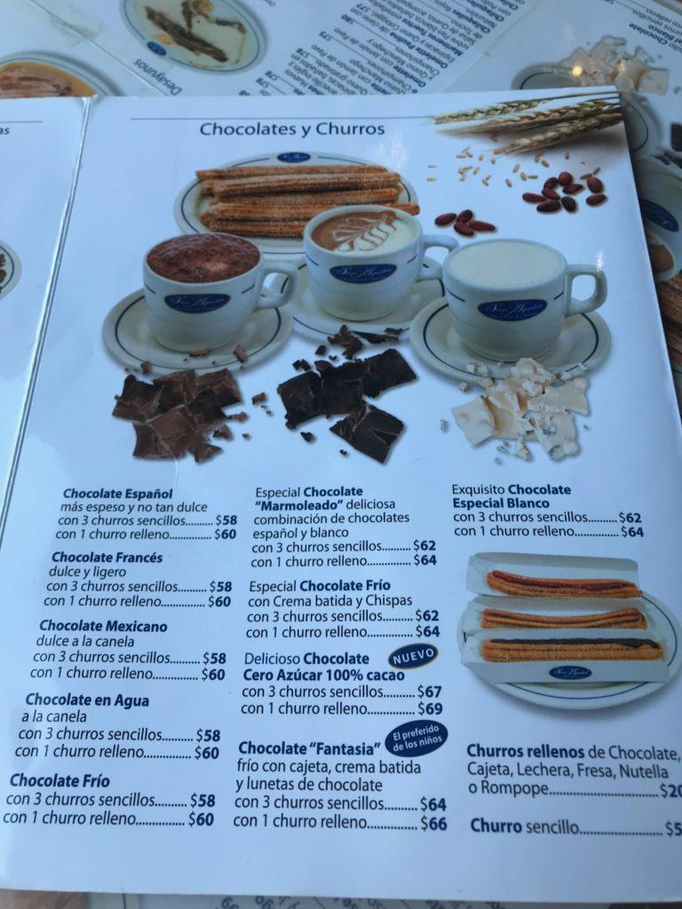 Chocolates y Churros San Agustín