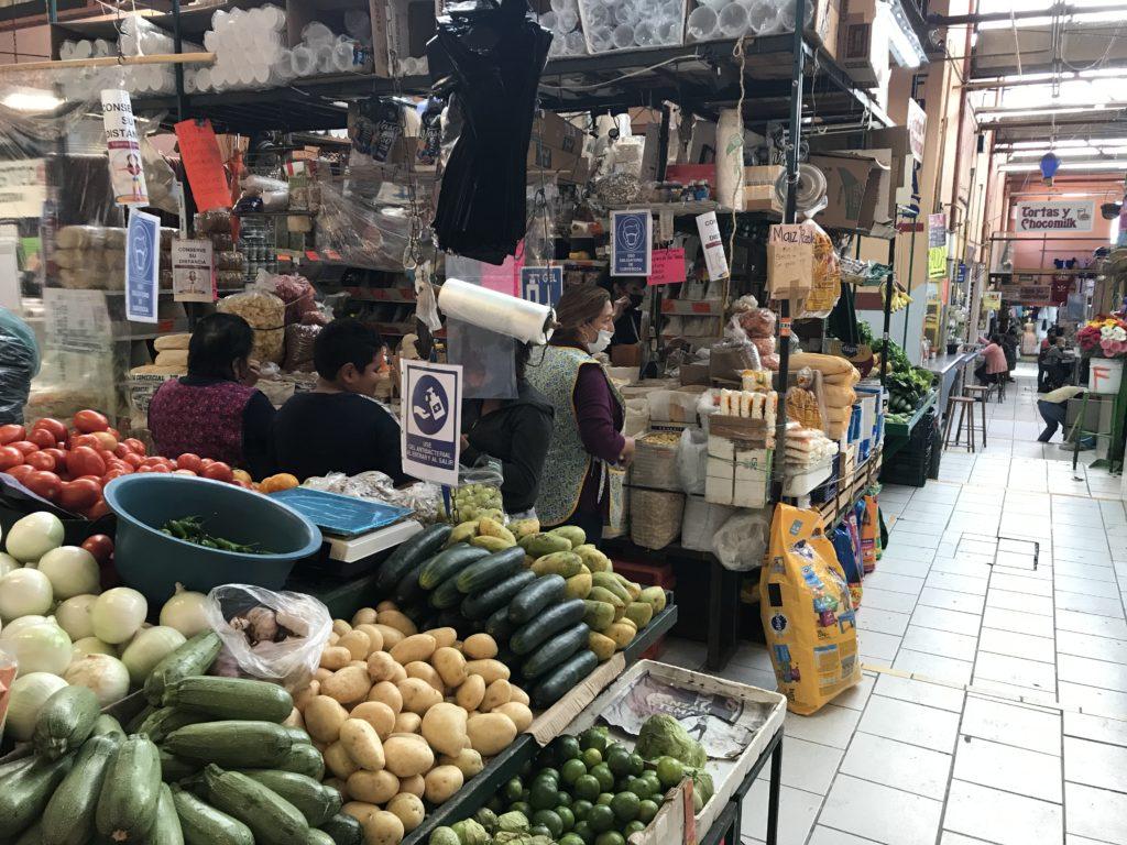 イグナシオ・ラミレス市場
