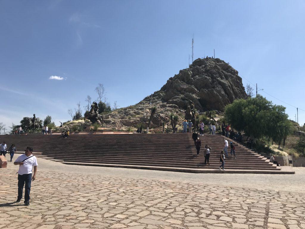 サカテカス ブーファの丘