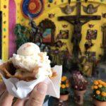 テポストラン発祥のアイスクリーム屋Tepoznieves