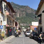 魔法のように魅力的な町プエブロ・マヒコに選出されたテポストランに日帰り観光