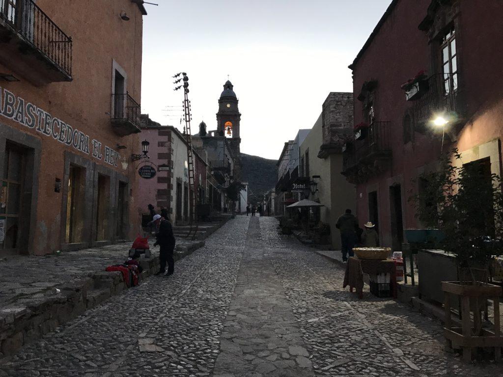 レアル・デ カトルセ Real de Catorce