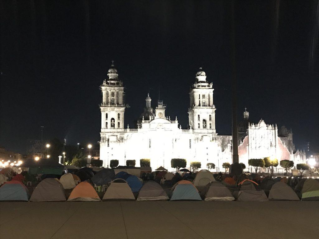 メキシコ 大晦日