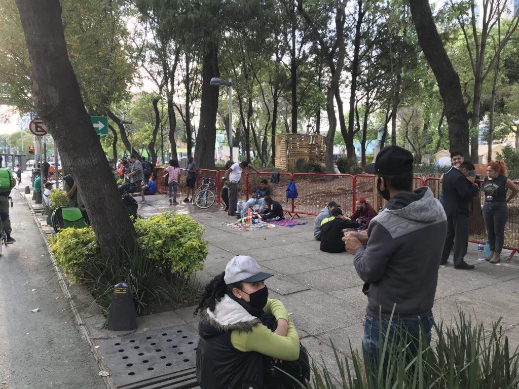 Plaza Luis Pasteur