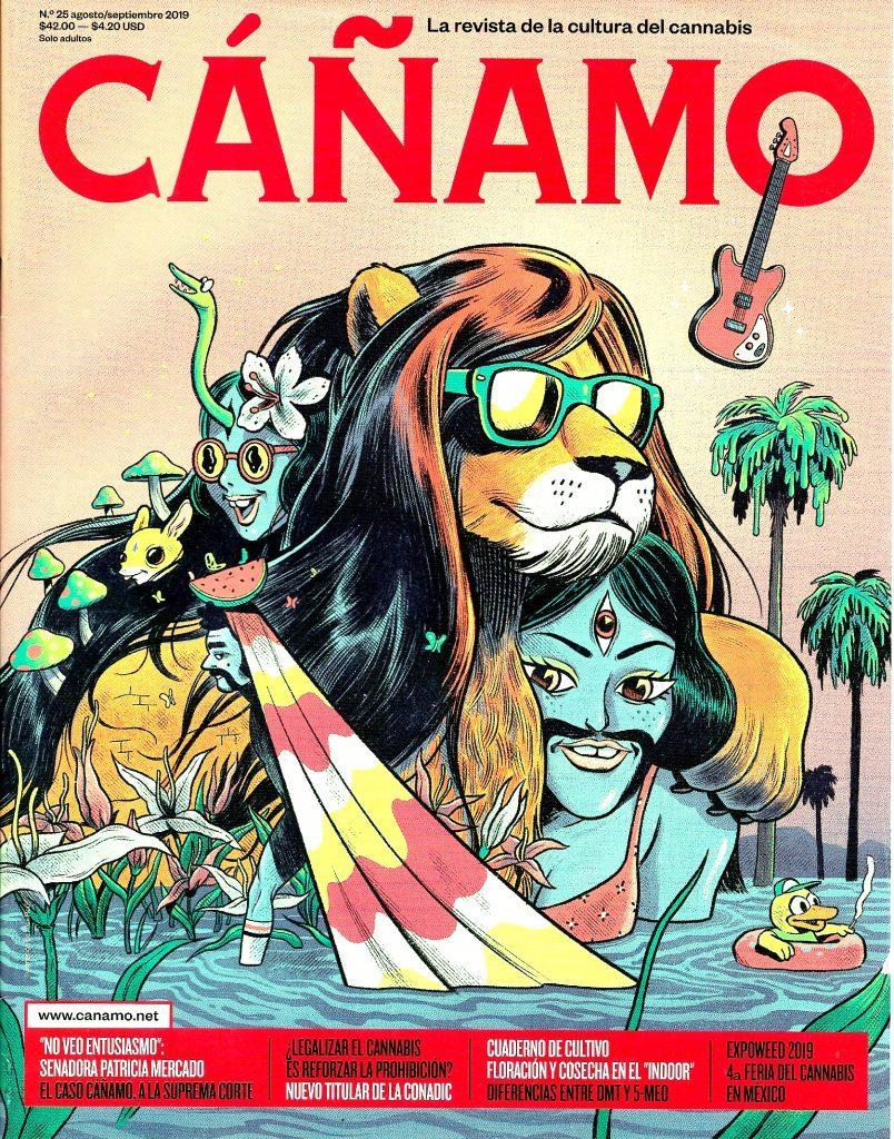 Revista CÁÑAMO México