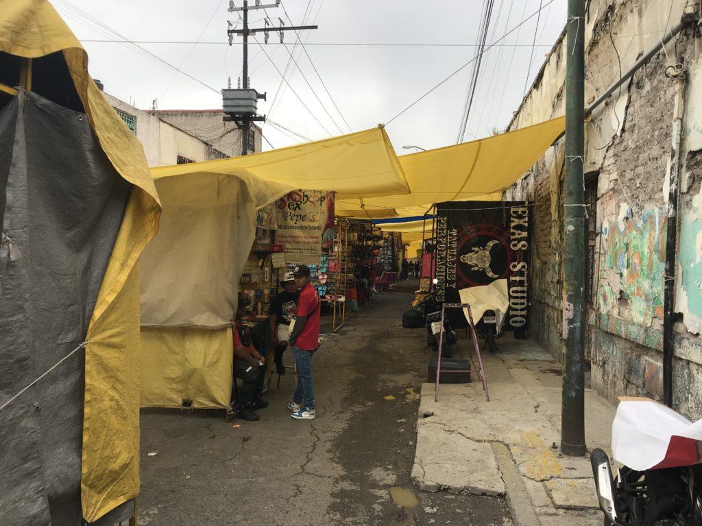メキシコシティtepito
