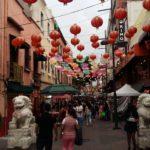 メキシコにもある中華街