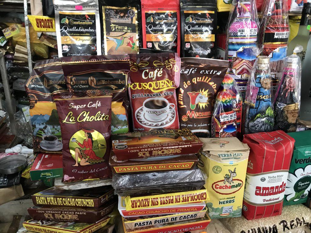 セントラル・デ・サン・ペドロ市場