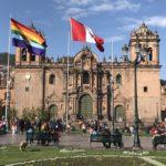 イカからバス移動!ペルーで一番の観光都市クスコに到着