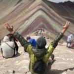 クスコからレインボーマウンテンへ 5000メートル越えのレインボーマウンテン登頂